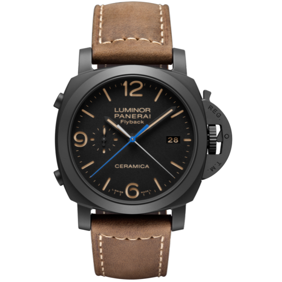 LUMINOR 1950 3 DAYS CHRONO FLYBACK AUTOMATIC CERAMICA - 44MM