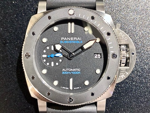 SUBMERSIBLE  42MM