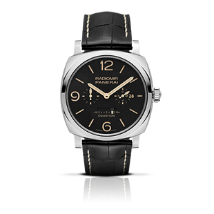 Radiomir 1940 EQUATION OF TIME 8 DAYS ACCIAIO - 48mm