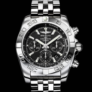 CHRONOMAT 44 BLACK BLACK